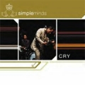 SIMPLE MINDS Cry UK CD