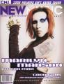 MARILYN MANSON CMJ New Music Monthly (12/98) USA Magazine