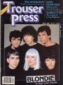 BLONDIE Trouser Press (9/82) USA Magazine