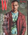 BRAD PITT W (7/99) USA Magazine