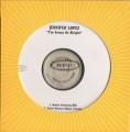JENNIFER LOPEZ I'm Gonna Be Alright USA CD5 Promo
