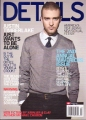 JUSTIN TIMBERLAKE DETAILS (4/07) USA Magazine