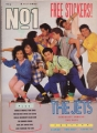 NO. 1 (NUMBER ONE MAGAZINE) May 2nd 1987