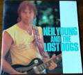 NEIL YOUNG 1989 JAPAN Tour Program