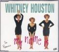 WHITNEY HOUSTON My Name Is Not Susan The Remixes AUSTRIA CD5