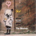 BLUR The Observer Exclusive UK CD5 w/5 Tracks