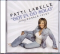 PATTI LABELLE Gotta Go Solo Feat. RONALD ISLEY USA CD5