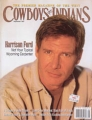 HARRISON FORD Cowboys & Indians (9/97) USA Magazine