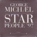 GEORGE MICHAEL Star People '97 UK CD5 Promo w/1 Track