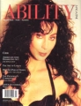 CHER Ability Magazine (1993) USA Magazine