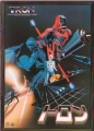 TRON Original JAPAN Movie Program WALT DISNEY JEFF BRIDGES