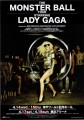 LADY GAGA 2010 The Monster Ball Tour JAPAN Promo Flyer