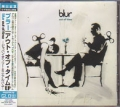 BLUR Out Of Time JAPAN CD5
