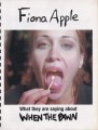 FIONA APPLE When The Pawn USA Magazine Clips