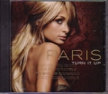 PARIS HILTON Turn It Up USA CD5 Promo w/7 Versions