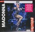 MADONNA Rebel Heart Tour USA DVD+CD
