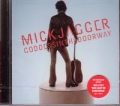 MICK JAGGER Goddess In The Doorway USA CD