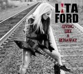 LITA FORD Living Like A Runaway USA 2LP+CD