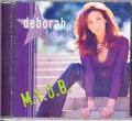 DEBORAH GIBSON M.Y.O.B USA CD