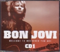 BON JOVI Welcome To Wherever You Are EU CD5 w/2 Tracks