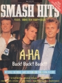 A-HA Smash Hits (7/87) UK Magazine