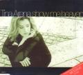TINA ARENA Show Me Heaven AUSTRIA CD5 w/Live Track