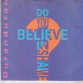 DURAN DURAN Do You Believe In Shame? USA 7
