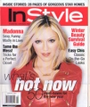 MADONNA In Style (1/01) USA Magazine
