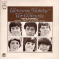OSMONDS Christmas Holiday With The Osmonds JAPAN 7