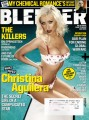 CHRISTINA AGUILERA Blender (11/06) USA Magazine