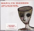 MARILYN MANSON I Don't Like The Drugs UK CD5 Part 2 w/3 Versions+Screen Saver