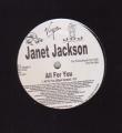 JANET JACKSON All For You USA 12