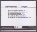 VERONICAS Sampler USA CD5 w/6 Tracks