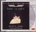 VISAGE Fade To Grey GERMANY CD5 w/4 Tracks