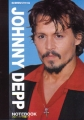 JOHNNY DEPP Johnny Depp Notebook JAPAN Magazine Supplement