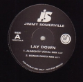 JIMMY SOMERVILLE Lay Down UK 12