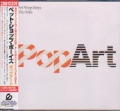PET SHOP BOYS PopArt JAPAN 2CD w/Lyric & Liner Notes Booklet