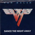 VAN HALEN Dance The Night Away USA 7