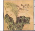KIM WILDE Who Do You Think You Are? UK CD5 w/4 Tracks