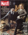 MADONNA Paris Match (11/17-23/05) FRANCE Magazine