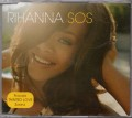 RIHANNA SOS EU CD5 w/2 Tracks