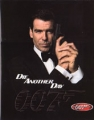 JAMES BOND 007 Die Another Day JAPAN Movie Program w/Outer Cover