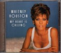 WHITNEY HOUSTON My Heart Is Calling USA CD5 Promo