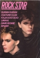 DURAN DURAN Rock Star Vol.1 JAPAN Picture Book