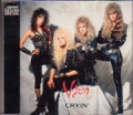 VIXEN  Cryin` UK  CD5
