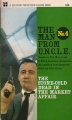 MAN FROM UNCLE The Stone-Cold Dead In The Market Affair UK Paperback