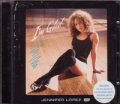 JENNIFER LOPEZ I`m Glad UK DVD Single