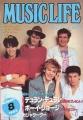 DURAN DURAN Music Life (8/83) JAPAN Magazine