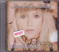 SAMANTHA FOX Angel With An Attitude CANADA CD