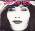 SHAKESPEAR`S SISTER Sacred Heart UK Promo Sampler w/4 Tracks